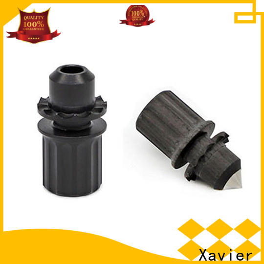 Xavier carbon fiber cnc machining bipod parts odm from top factory