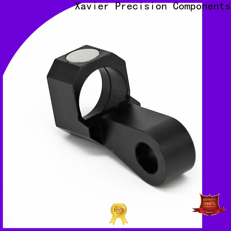 Xavier rifle scope cnc machining bipod parts high-precision at discount