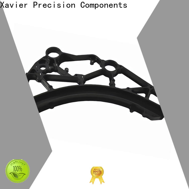 Xavier custom cnc machining aircraft seat parts aluminum alloy frame for wholesale