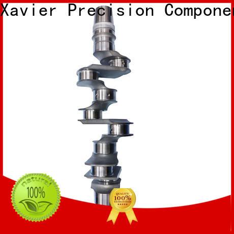 Xavier easy-installation crankshaft machining universal inspection standards