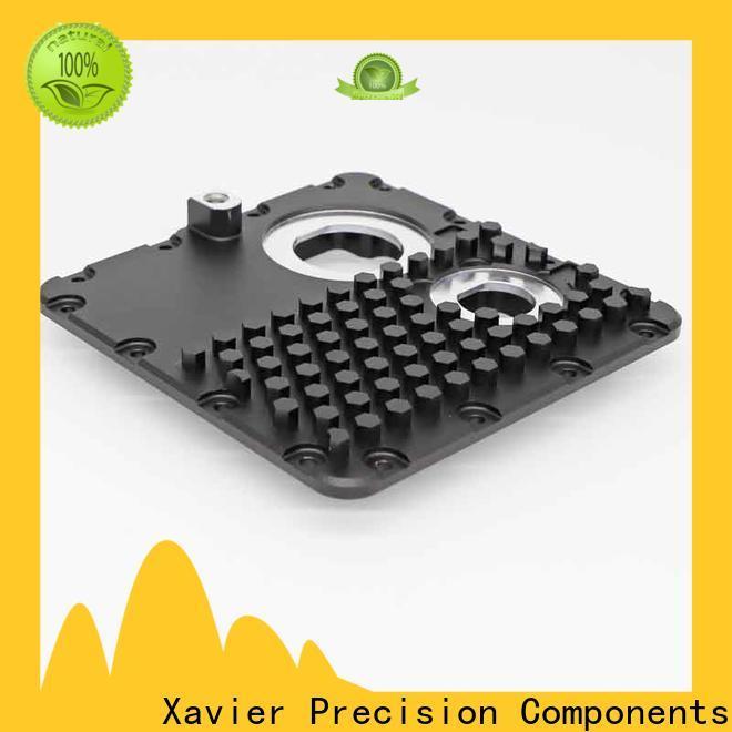 Xavier top-quality custom cnc machining low-cost