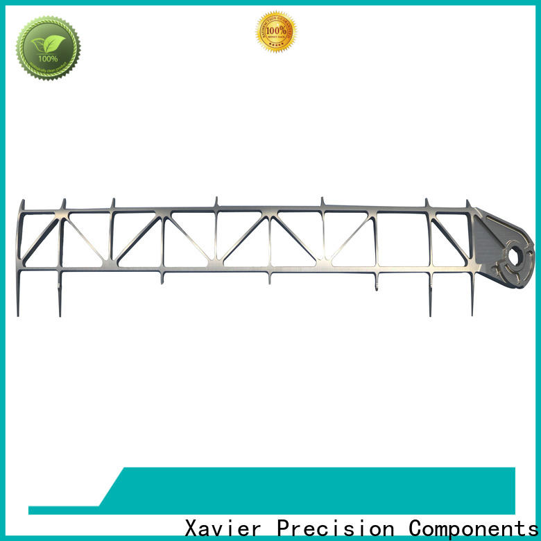 Xavier UAV Wing Skeleton cnc machining reasonable structure for drone