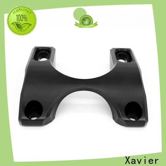 Xavier high quality cnc precision machining black anodized at discount