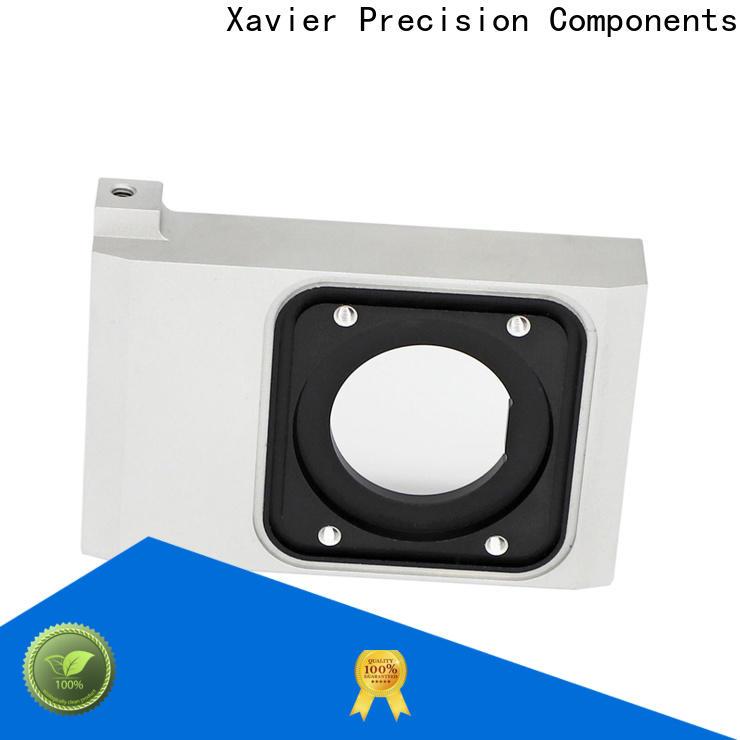 Xavier housing cnc aluminum parts excellent quality at discount