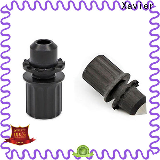 Xavier classic adapter bipod cnc components odm from top factory