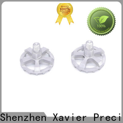 Xavier experienced cnc milling machine parts at discount