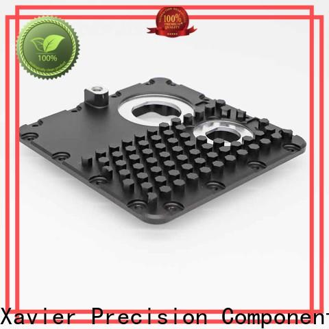 Xavier secondary processing custom machined parts low-cost