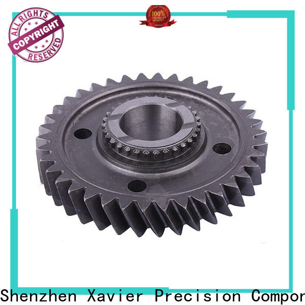 Xavier stainless steel broaching gears OEM from best factory