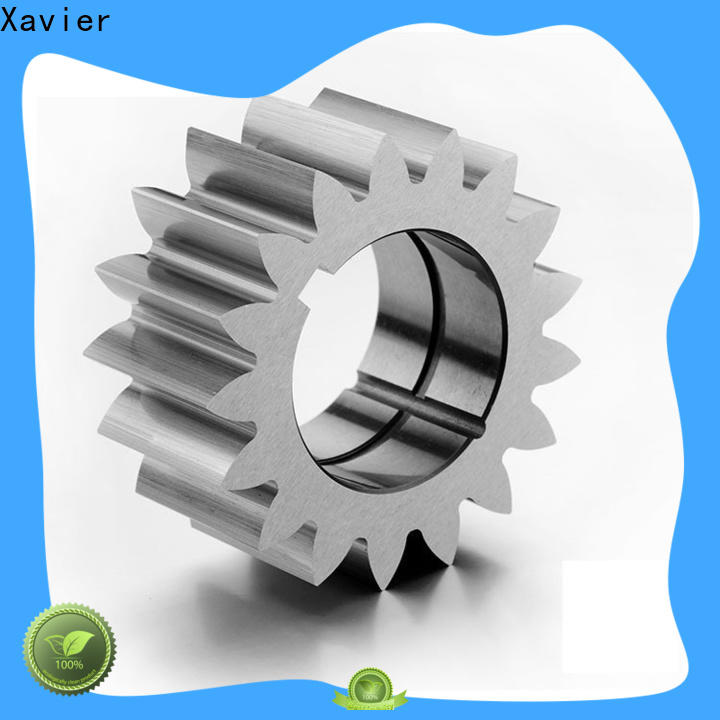 Xavier stainless steel cnc machining gears ODM for wholesale