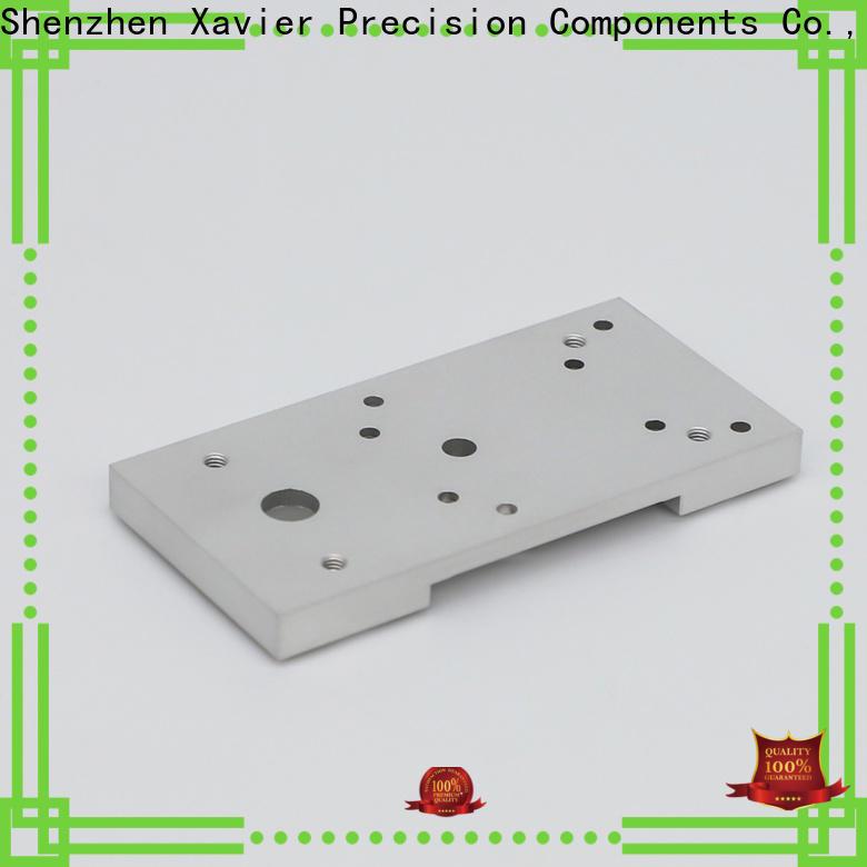 Xavier aluminum alloy custom cnc milling ccd camera base at discount