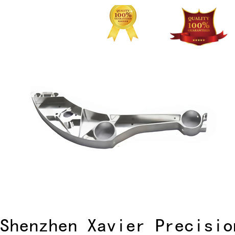 Xavier high-precision cnc machining aircraft seat parts aluminum alloy frame for wholesale