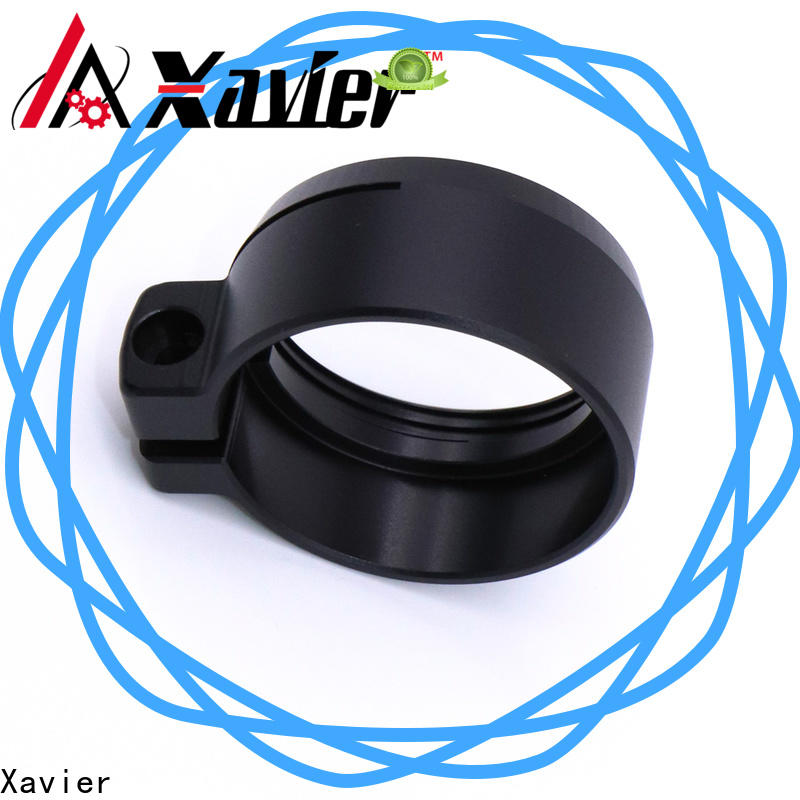Xavier secondary processing machined parts at discount