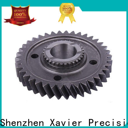 Xavier low-cost cnc machining gears OEM from best factory