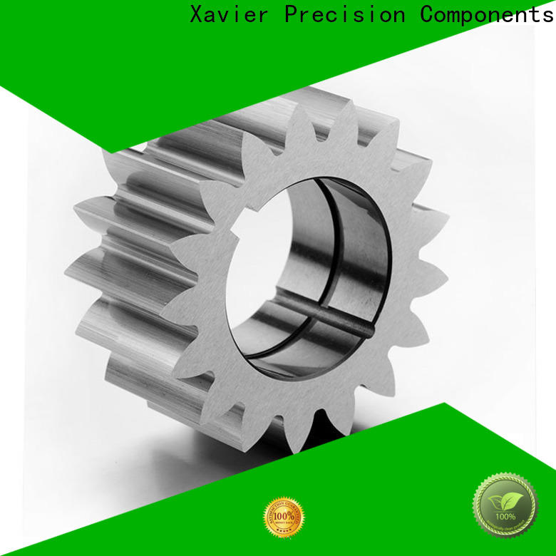 Xavier low-cost cnc machining gears OBM for wholesale
