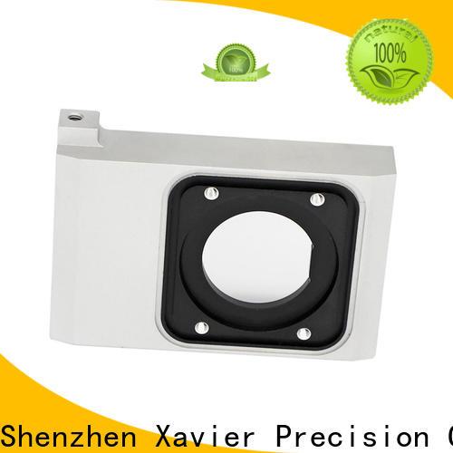 Xavier professional aluminum machining part excellent quality at discount