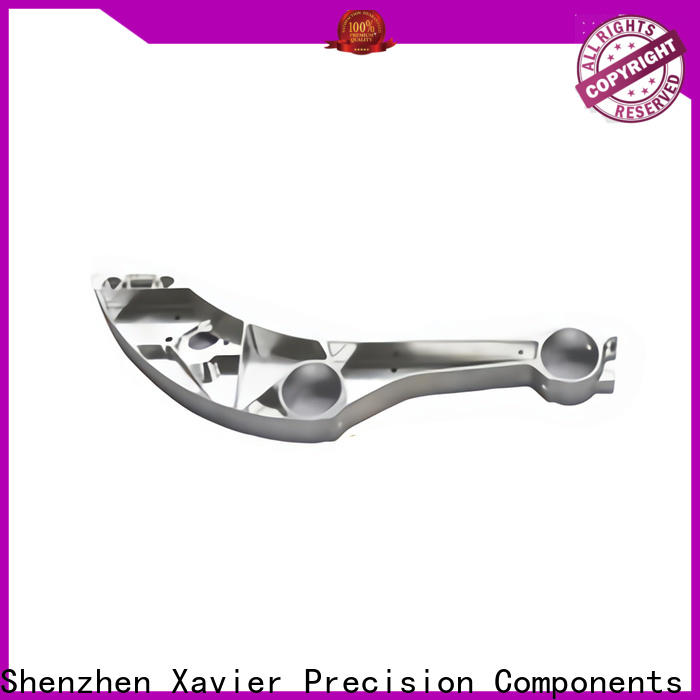 Xavier durable cnc machined spare parts seating components at discount
