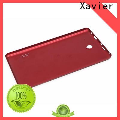 Xavier aluminium components cnc machining part professional communication device