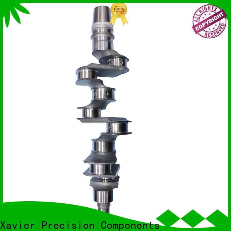 crankshaft machining high-quality universal inspection standards