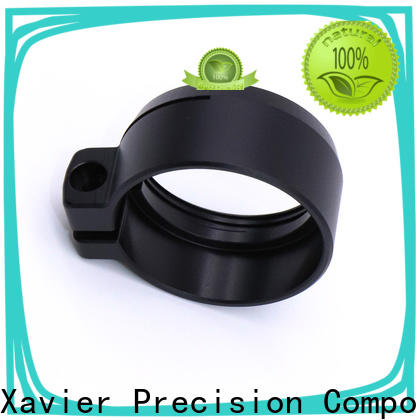 Xavier high-precision cnc precision machining aluminum alloy at discount
