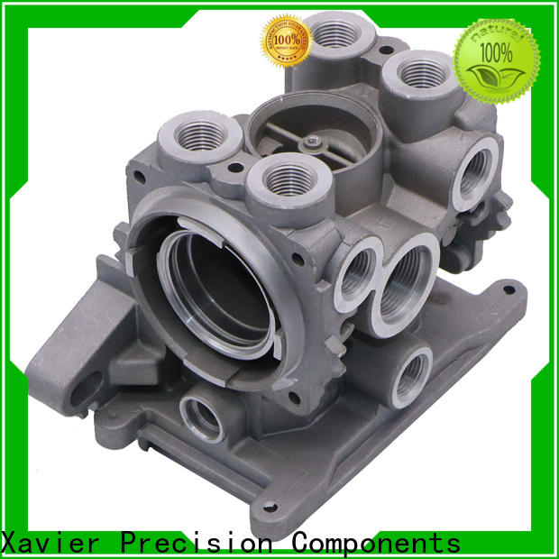 Xavier applicable die casting parts high-quality free delivery