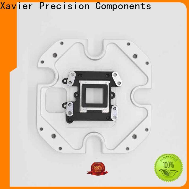 Xavier secondary processing precision cnc machining aluminum alloy at discount
