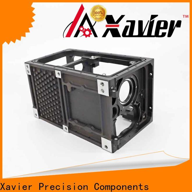 Xavier OEM machined parts latest for aerospace