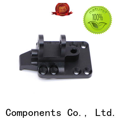 Xavier high quality aluminum precision products black anodized for night vision