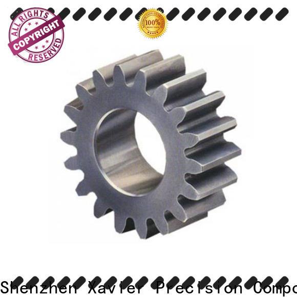 Xavier machining robot cnc machining gears OBM for wholesale