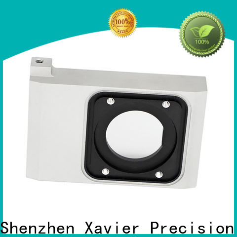 Xavier popular cnc camera housing parts excellent quality at discount
