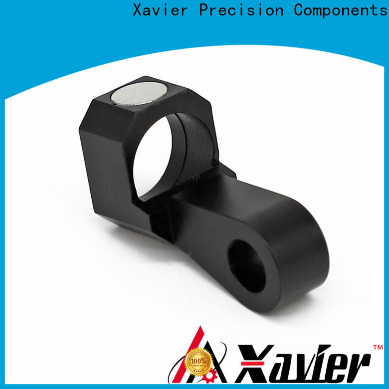 Xavier rotating cnc swiss machining bipod parts oem for wholesale