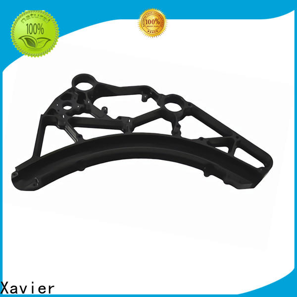Xavier high-quality cnc machined spare parts aluminum alloy frame for wholesale