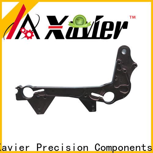 Xavier custom cnc machining aircraft seat parts aluminum alloy frame at discount