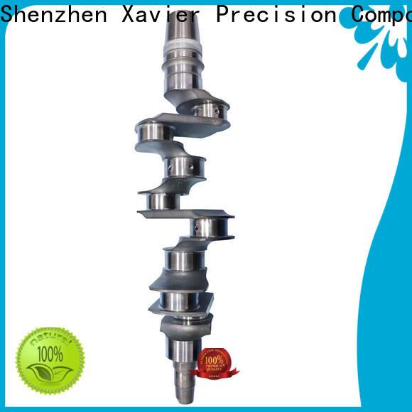 Xavier crankshaft machining wholesale for microlight aircraft