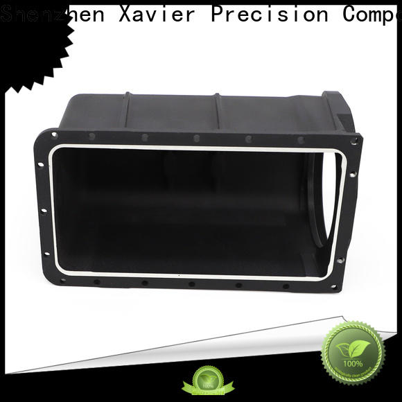 Xavier housing parts lost wax casting service low-cost for ccd camera