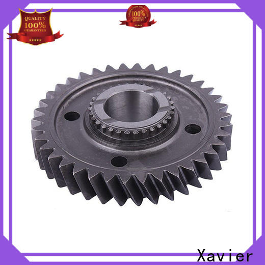 Xavier high-quality cnc machining gears OBM from best factory