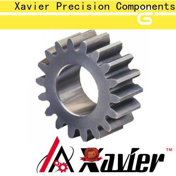 Xavier custom cnc machining gears OBM for wholesale