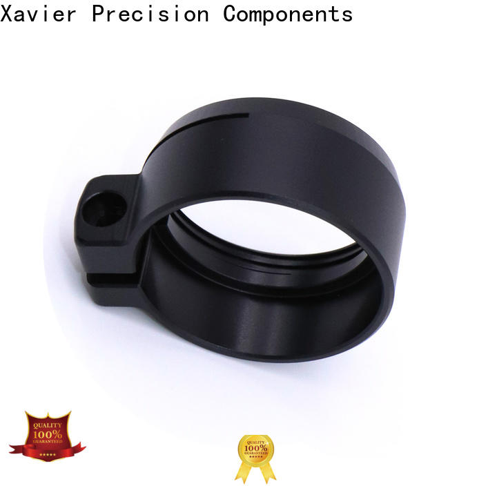 sub-assembly custom cnc parts high quality black anodized at discount