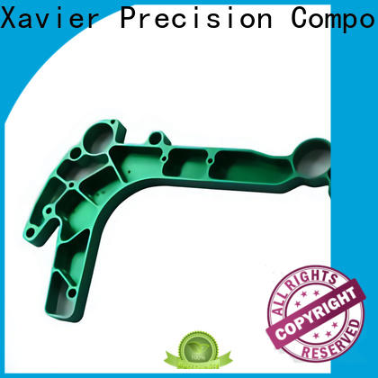 Xavier Latest cnc metal parts factory for airplane