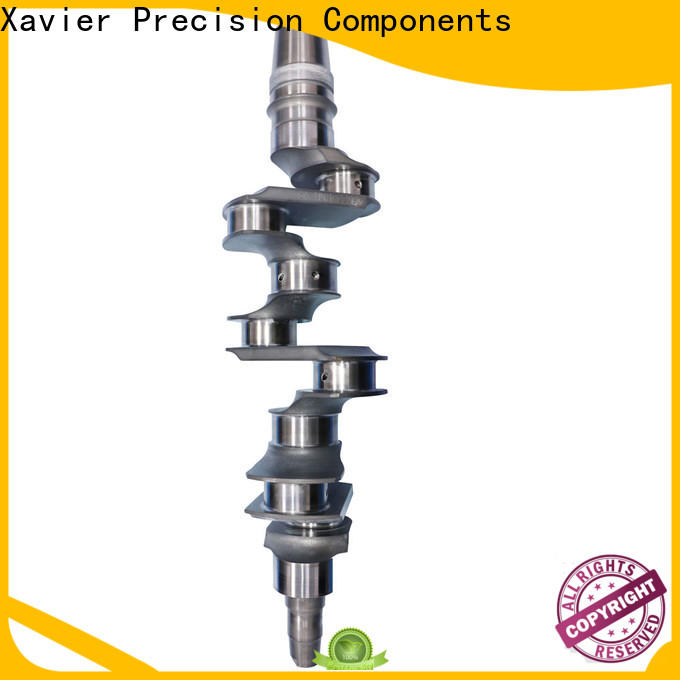 Xavier professional steel turned parts company inspection standards