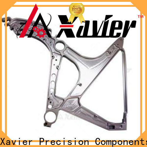 Xavier custom precision aerospace components manufacturers for Aerospace industry