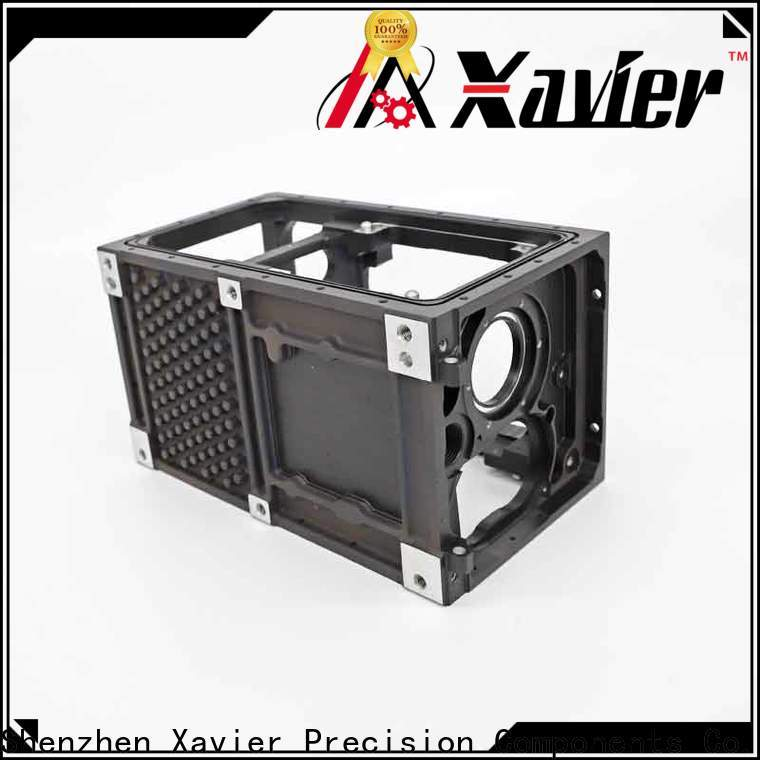Xavier New machined parts manufacturers for aerospace