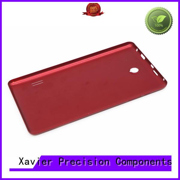 aluminium components cnc precision machining high-precision communication device