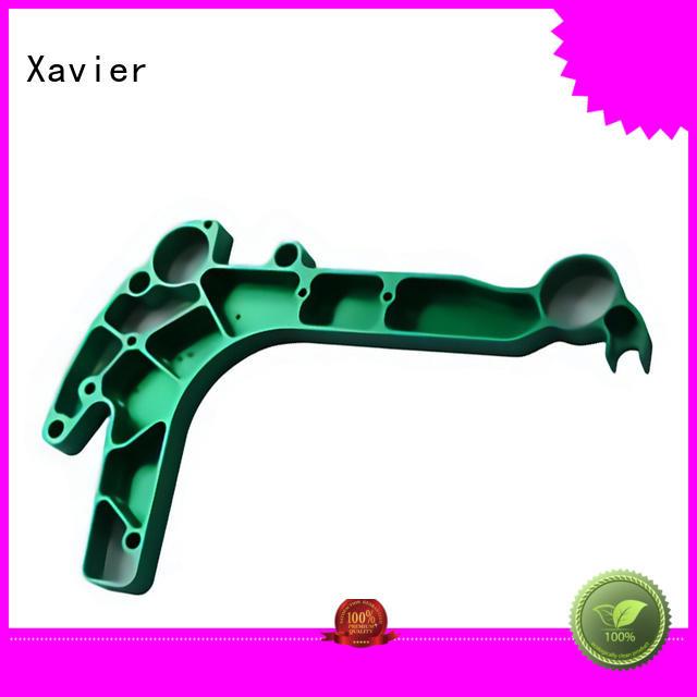 Xavier professional aerospace machining aluminum alloy frame for wholesale