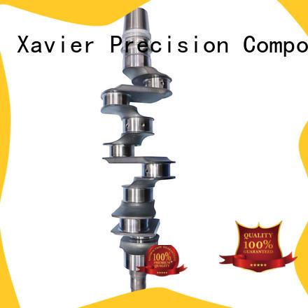 Xavier engine crankshaft universal for microlight aircraft