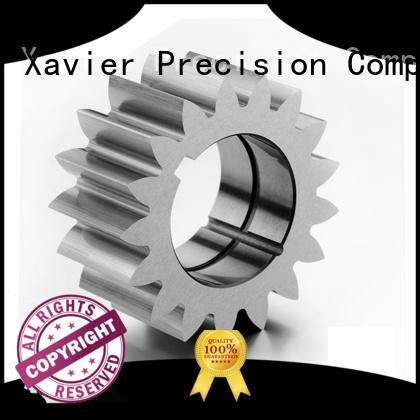 Xavier machining robot broaching gears ODM from best factory