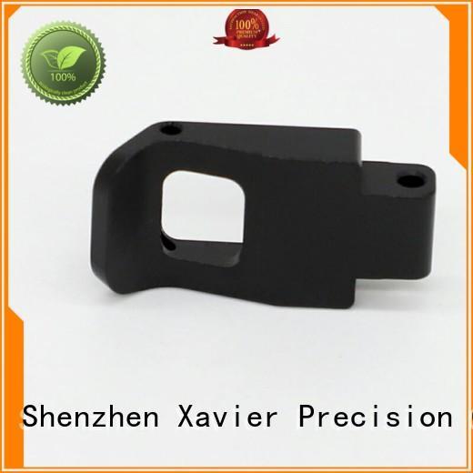 High precision aluminum alloy milling parts