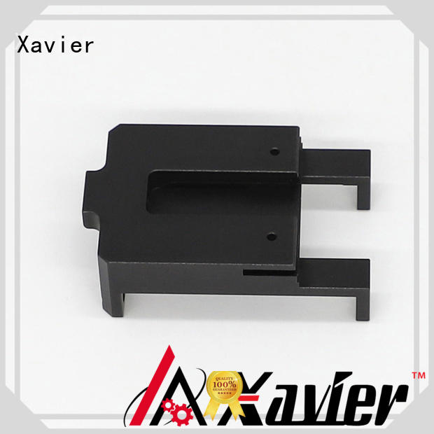 cost effective precision machined parts black anodized at discount Xavier