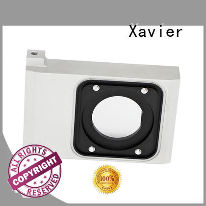 Xavier popular cnc machined camera housing parts excellent quality from top factory