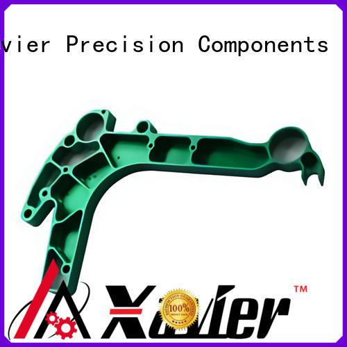 Xavier custom aerospace parts aluminum alloy frame for wholesale
