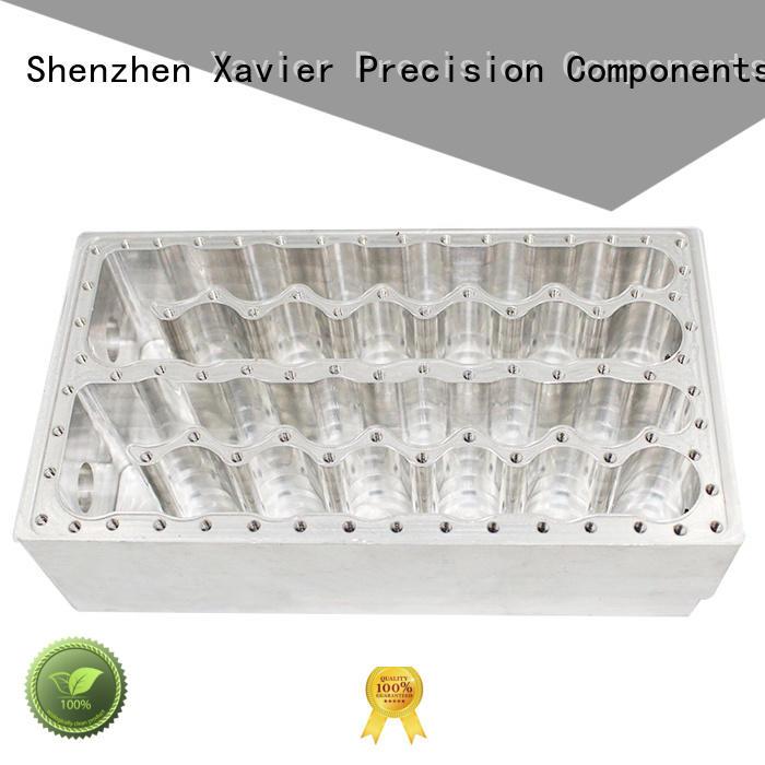 Cnc Precision Machining Aluminum CNC Machined Part Communication Cavity